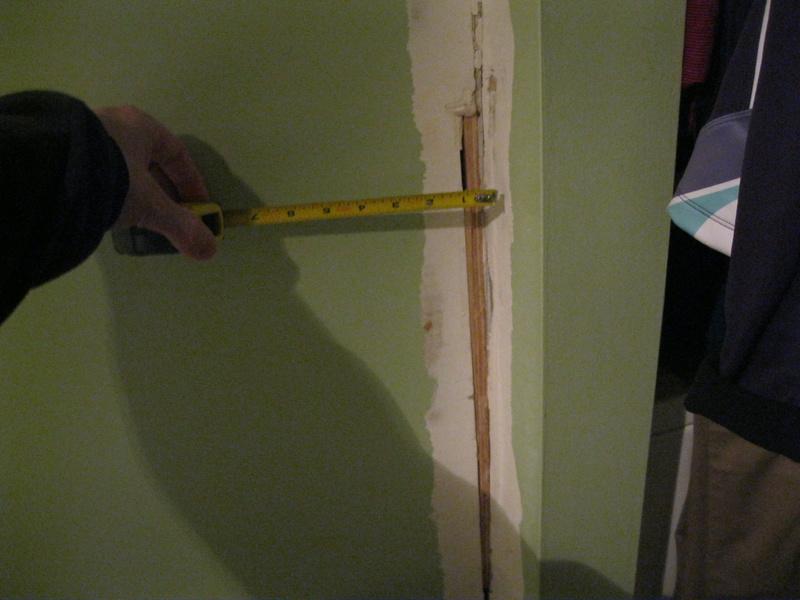 Backing Repair For Bad Drywall Installation Drywall