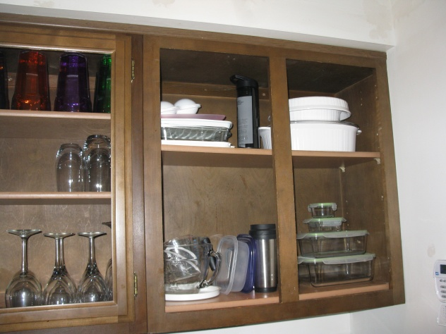 remove grease from laminate kitchen cabinets center stile upper cabinet attached ceiling dishwasher