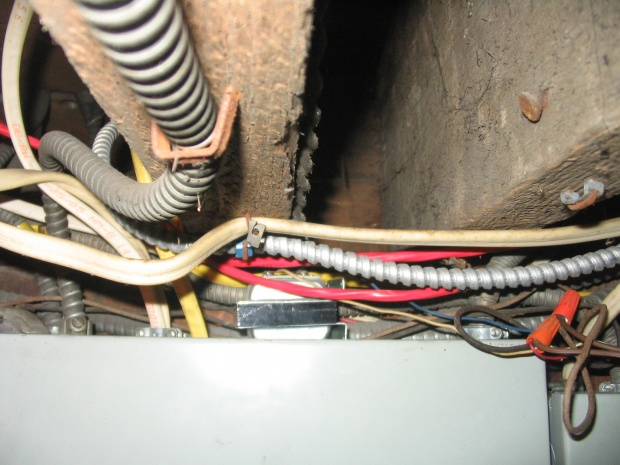 Tracing Doorbell Wires Behind Wall - Electrical - DIY Chatroom ...