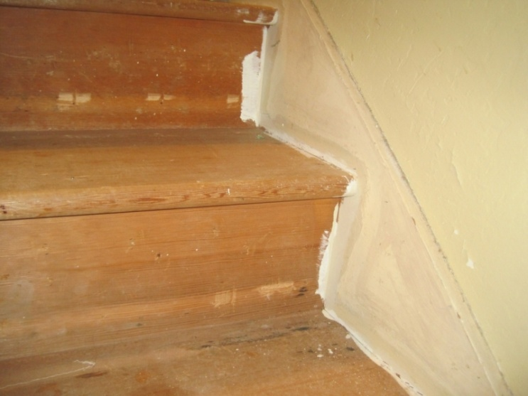 Should I Replace Wall Skirt When Installing New Retro Treads On Existing  Stairs Img_3007.