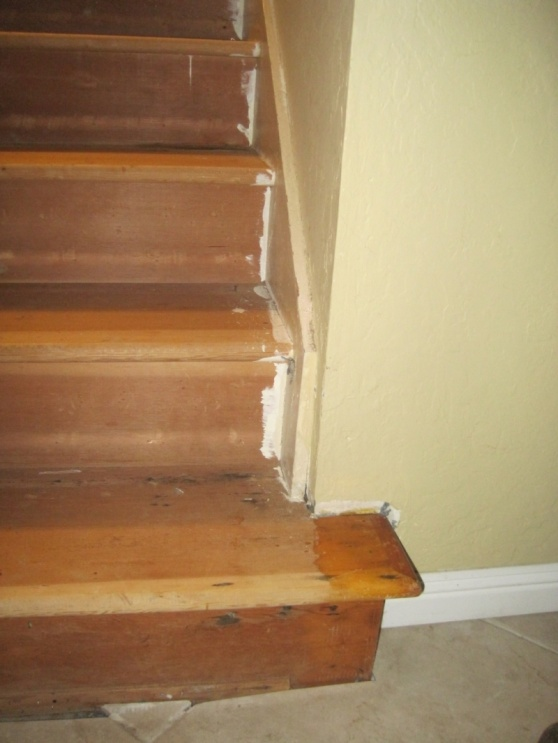 Should I Replace Wall Skirt When Installing New Retro Treads On Existing  Stairs Img_3009.