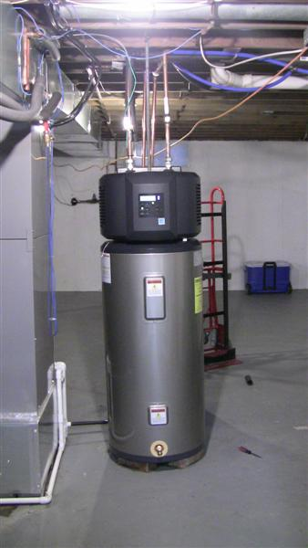 Broken water heater in your attic? We can install a new water heater up there without the huge price tag.