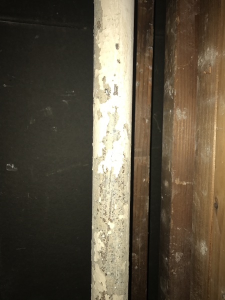 Accidentally removed asbestos lagging...-img_3245.jpg