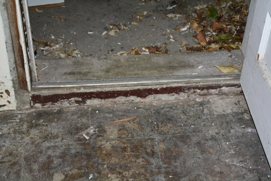Exterior Door Install In Concrete Foundation Diy Home Improvement Forum