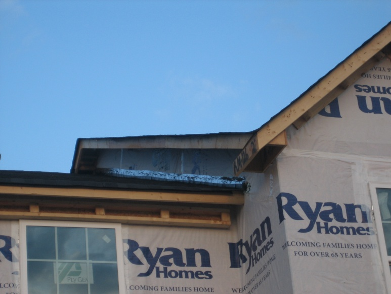 Please Advise Step Flashing Installation Roofing Siding Diy Home Improvement Diychatroom