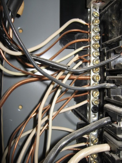 16501d1263269051-neutral-grounds-separate-bus-bars-img_3406 Understanding Home Electrical Wiring on understanding electrical coils, understanding residential wiring, understanding electrical receptacles, understanding alternating current, understanding electrical starters, understanding electrical diagrams, home wiring, understanding electrical wire, understanding direct current, understanding wiring diagrams,