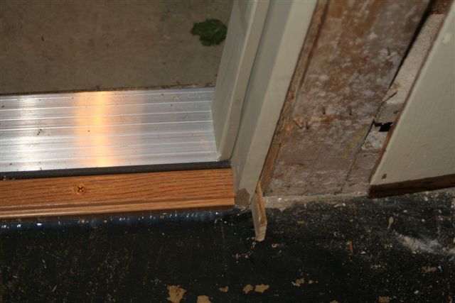 Todays Project - The new door from garage to porch-img_3845.jpg