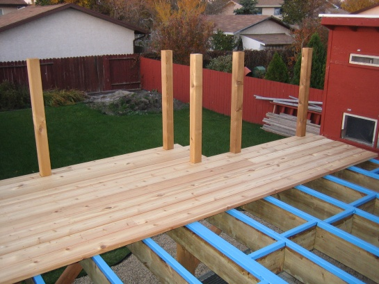 Pressure Treated Wood Does Or Does Not Need To Be Painted