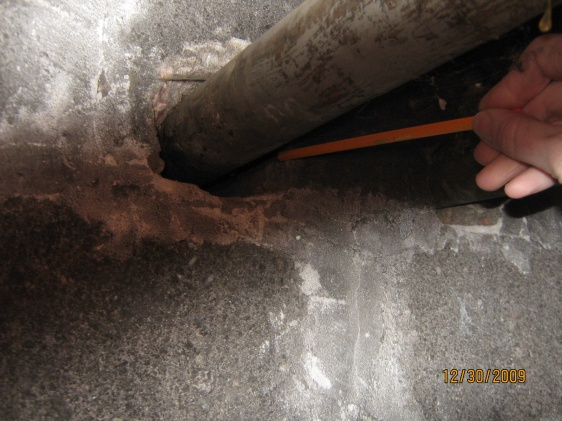 Insulating with spray foam and caulking-img_4189.jpg