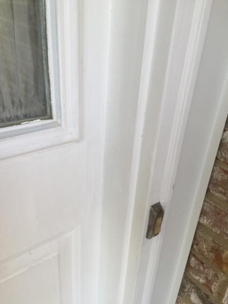 Metal Front Door - Best Way To Paint This? - Painting - DIY ...