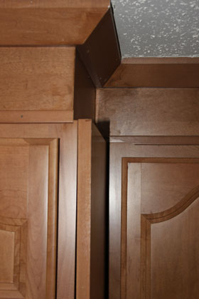Bad Install Of Kitchen Cabinets - Carpentry - DIY Chatroom ...