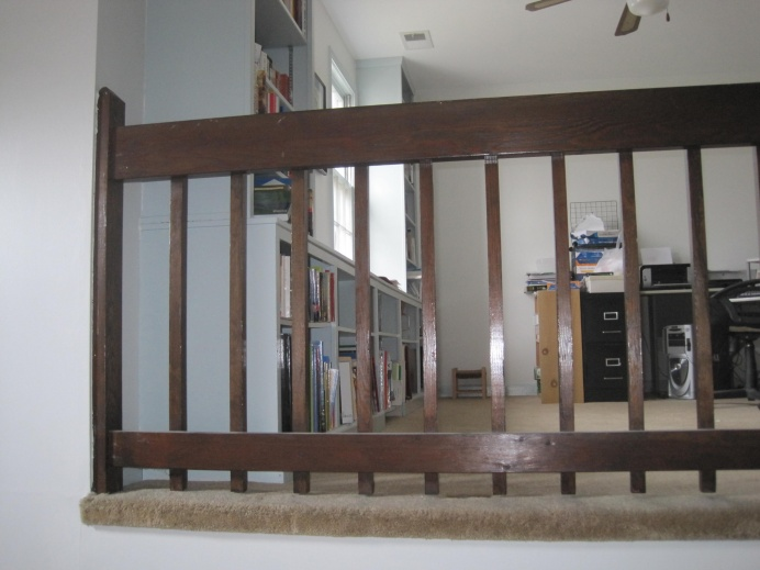 Newel, baluster and railing project-img_4253.jpg