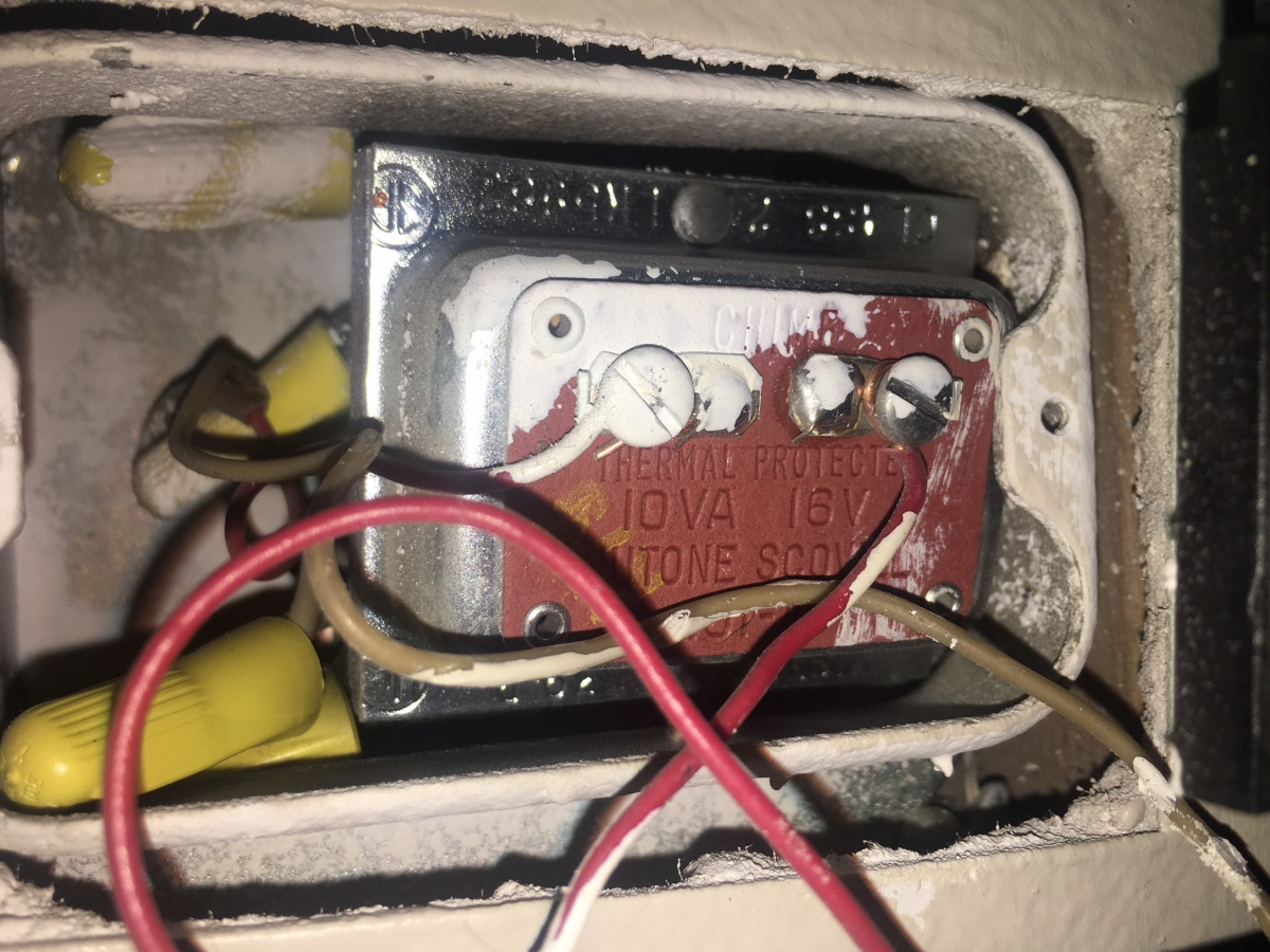 Issues While Installing Ring Doorbell Electrical Diy Chatroom Wiring A House Bell Img 4293