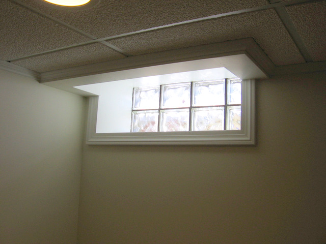 Finish Around Basement Tilt In Window Carpentry Diy