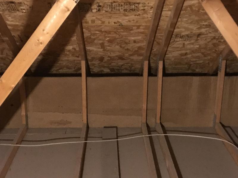 Baffles Rafter Ceiling Vents Needed Garage Attic
