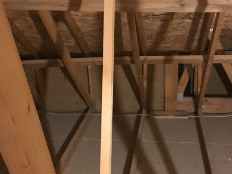Baffles Rafter Ceiling Vents Needed Garage Attic