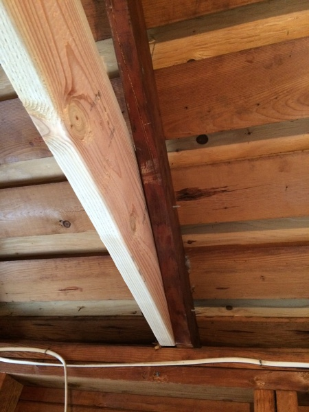 Ceiling Joist Ends Do Not Sit On Stud Walls Building