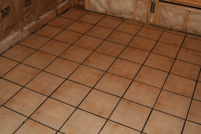 My First (ceramic) Tile Floor, all down, without grout-img_4798.jpg