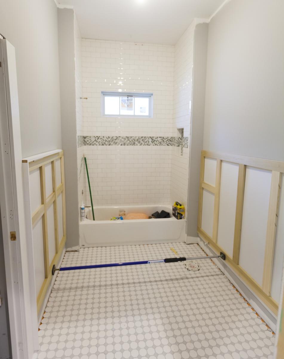 Terminating Wainscoting - Carpentry - DIY Chatroom Home Improvement ...