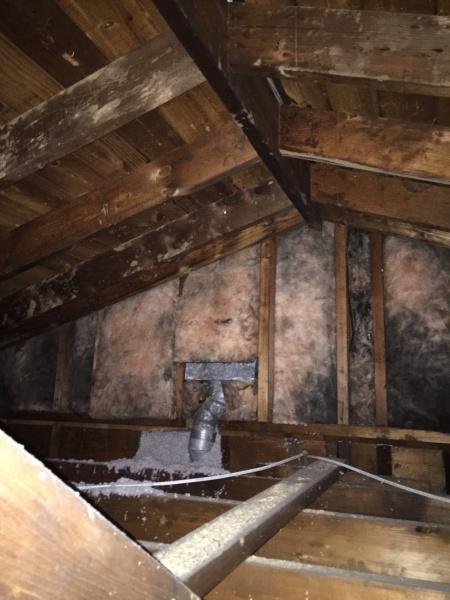 Insulating Walls Next To Garage Attic Insulation Diy