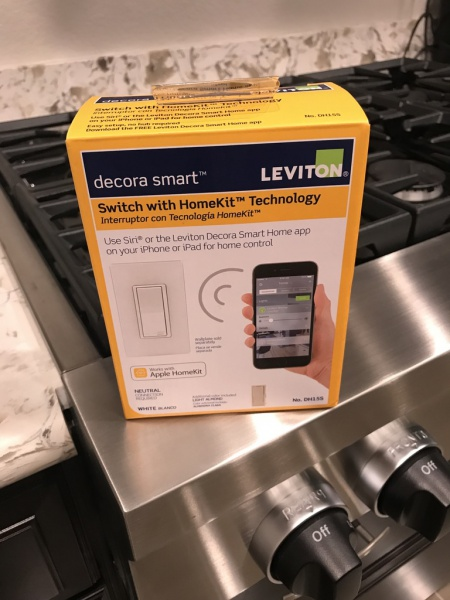 Leviton Decora Smart Switches Smarter Than I Am - Electrical
