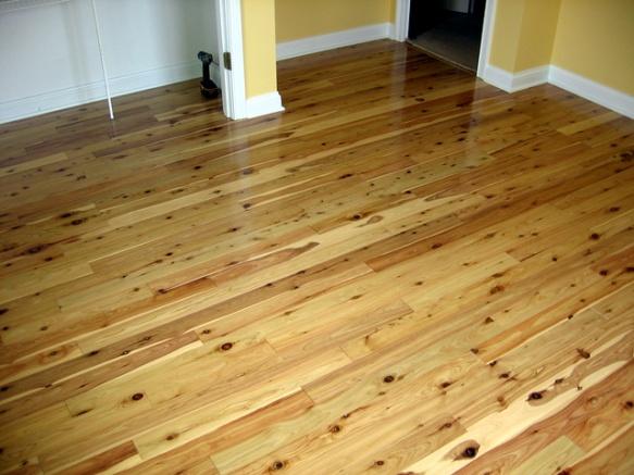 Cabin Grade Hardwood Flooring cabin grade gunstock 34 thick solid cabin grade red oak white oak mix prefinished hardwood flooring aluminum oxide finish makes this floor very Img_4902jpg Lumber Liquidators Value Grade