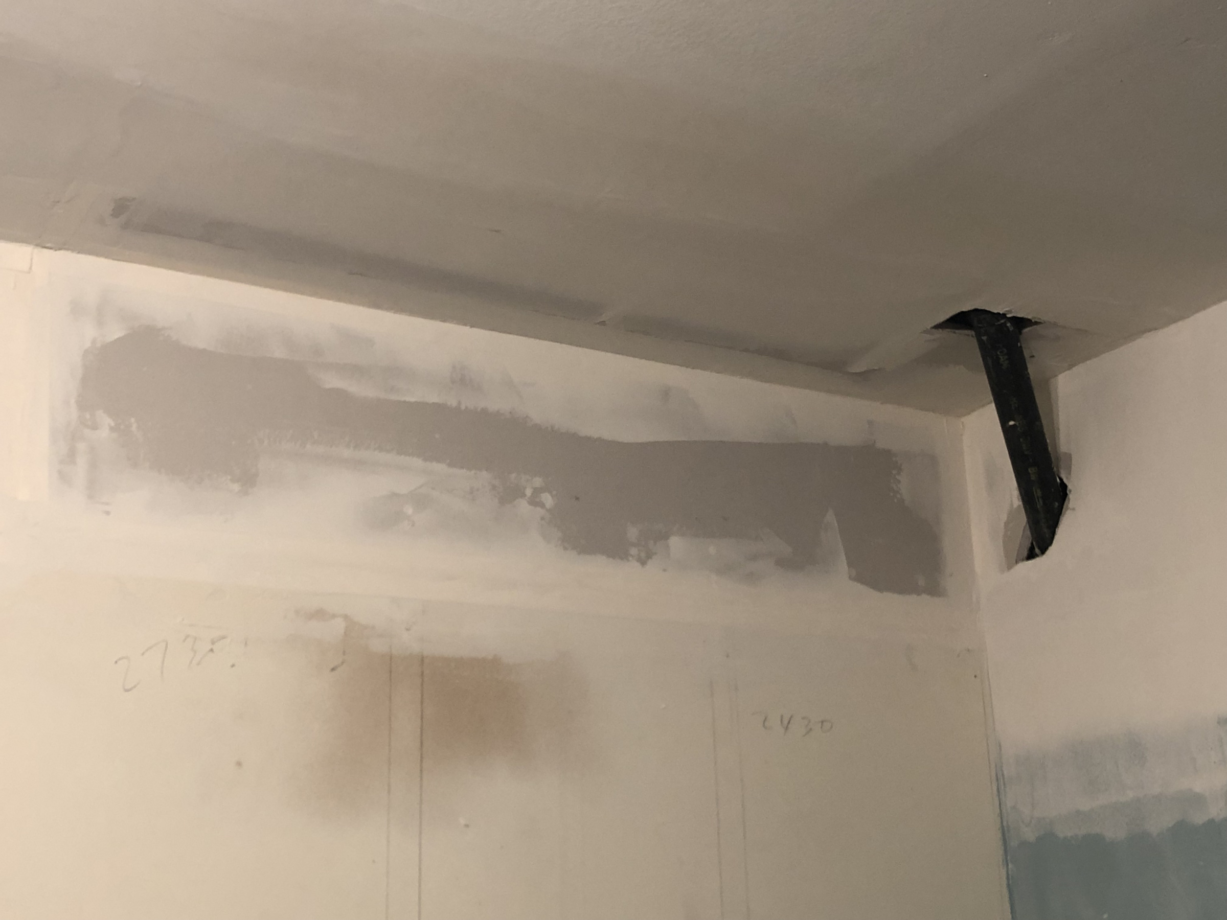 Concealing ABS Vent Pipe In Kitchen Wall Cabinet - Is This ...