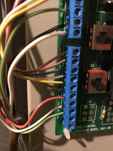 Nest Thermostat W/DuoZone SMZ-2SW - HVAC - DIY Chatroom Home