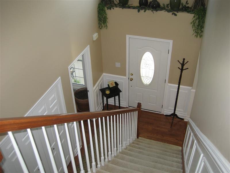 Picture molding wainscot in foyer and stairway-img_5096-medium-.jpg
