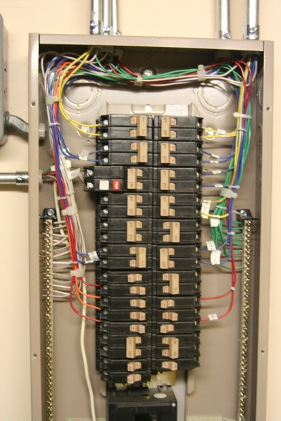 Diy Breaker Panel Install - Updated Photos