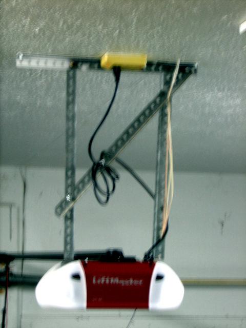 sears belt drive 12 hp garage door