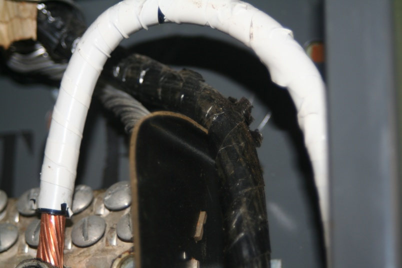 Does the insulation on old SER cables ever fail?-img_5409.jpg