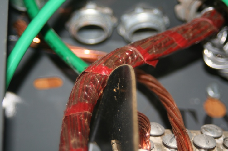 Does the insulation on old SER cables ever fail?-img_5411.jpg