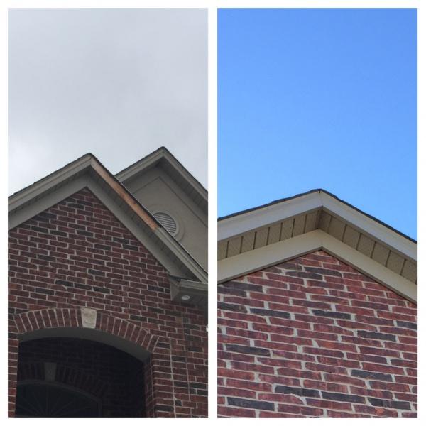 Fascia Repair Roofing Siding Diy Home Improvement