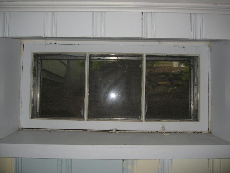 Replacing Old Basement Windows Building Construction DIY - Replacing a basement window