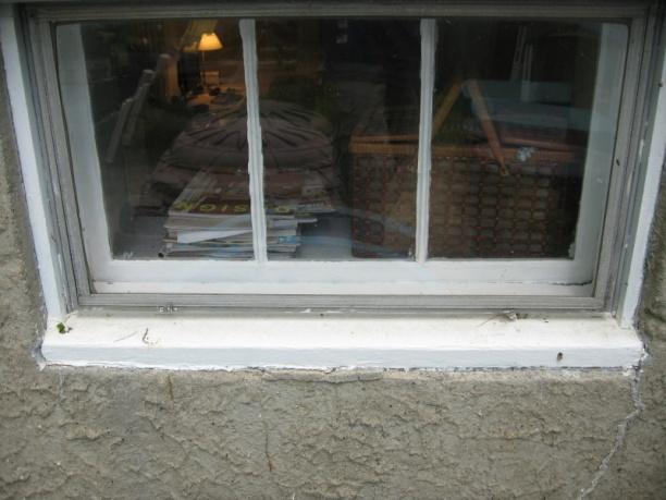 Replacing Old Basement Windows Building Amp Construction