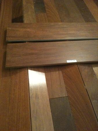 Ceramic Tile That Looks Like Hard Wood Floor Flooring