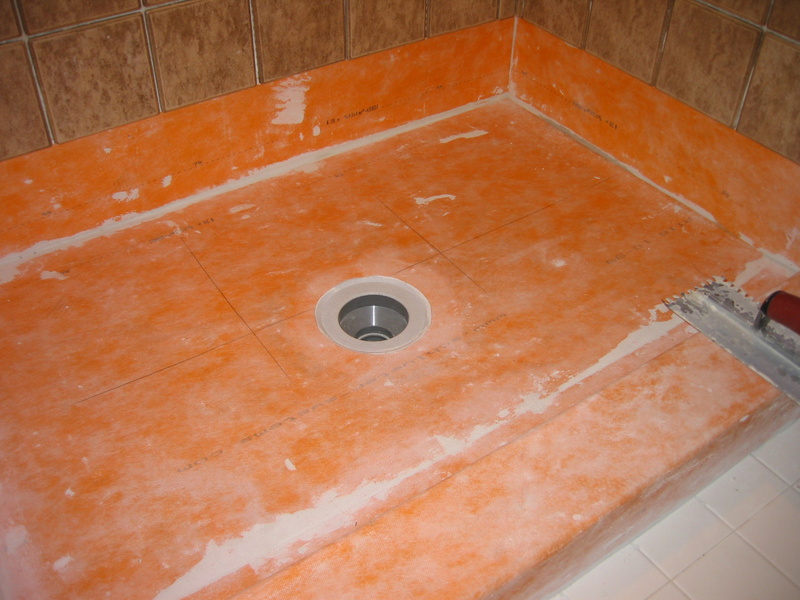 How Can I Tile A Shower If It\'s Not Plumb? - Tiling, ceramics ...