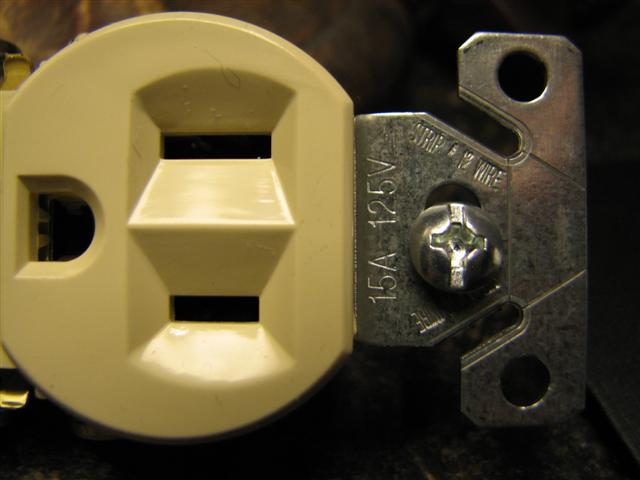 20 amp outlet