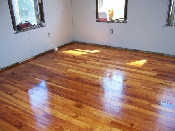 Refinishing Old Soft Pine Floors Img 6282 Jpg