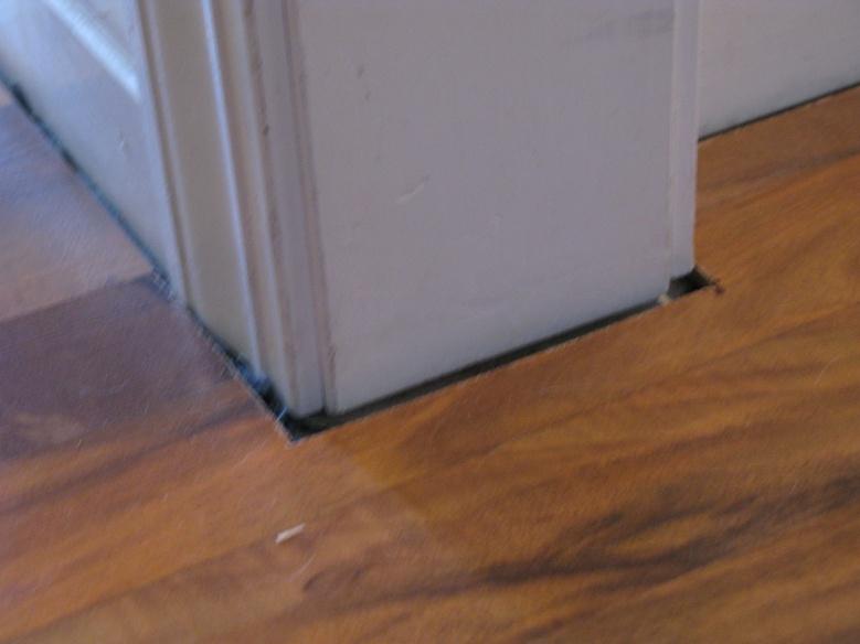 Quarter Round Laminate Flooring Flooring Diy Chatroom Home