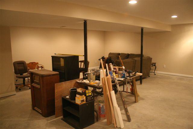 my basement project project showcase diy chatroom home rh diychatroom com Sign My Basement Waterproof My Basement