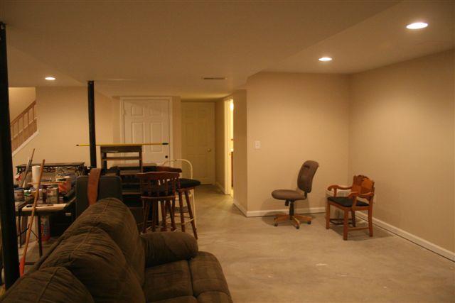 my basement project project showcase diy chatroom home rh diychatroom com Your Basement Design My Basement