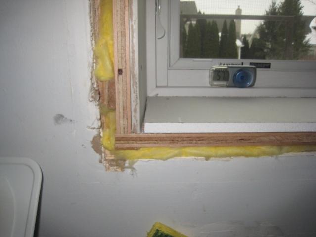 Drywall Instead Of Trim Around Window Drywall Amp Plaster