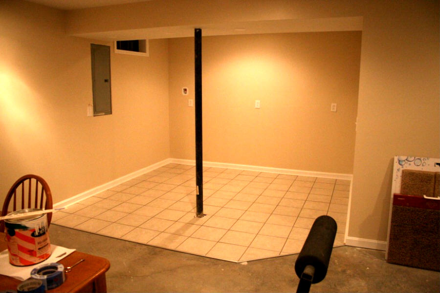 my basement project project showcase page 2 diy chatroom home rh diychatroom com Design My Basement Finished Basement