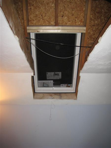 Help With Skylight Framing - Building & Construction - DIY Chatroom ...