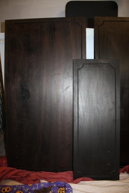 Kitchen cabinet refinishing nightmare help please carpentry