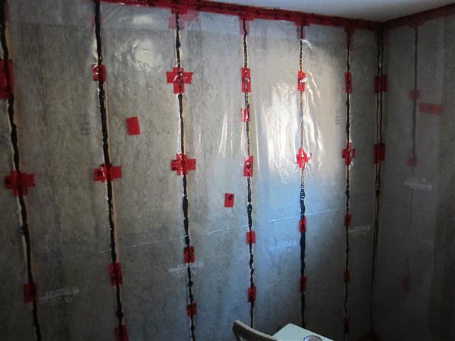 Damp Drywall Due To Improper Vapor Barrier Install General Diy Discussions Page 2 Diy Chatroom Home Improvement Forum