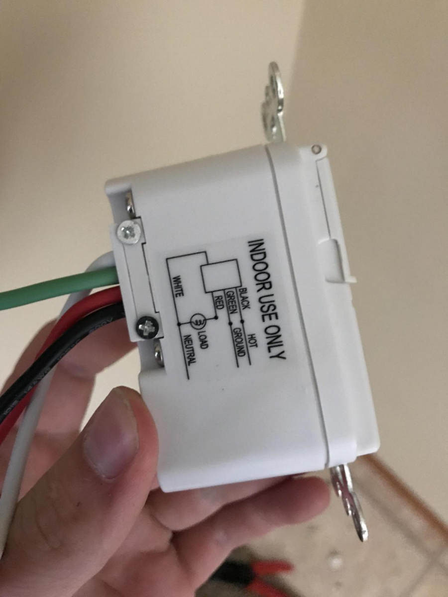 Installing A Programmable Light Switch - Electrical - DIY Chatroom ...