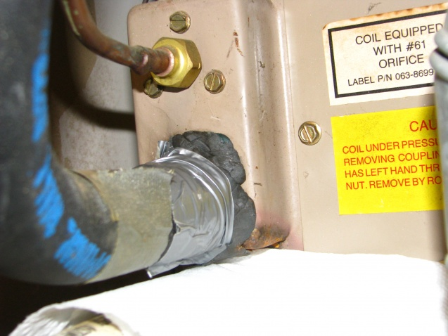 Leak from air conditioning coil-img_7370.jpg